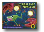 Freddie the Frog® and the Bass Clef Monster